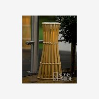 Bamboo Solar Light  - LED