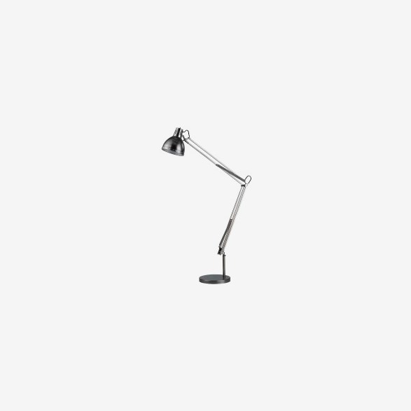 Viking Golvlampa  - Texa Chrome