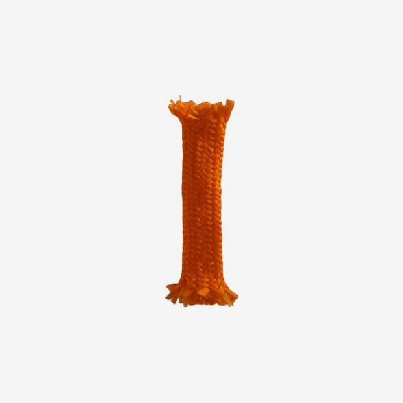 Textilkabel  Orange  -  5 m